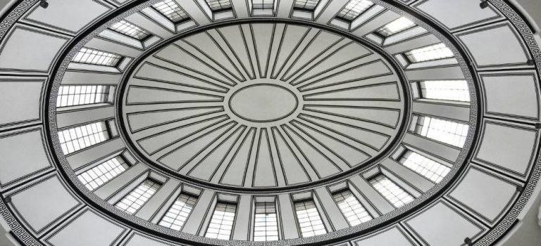 Otwarcie Pawilonu Czterech Kopuł. Muzeum Sztuki Współczesnej
